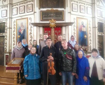 В Чечерском благочинии прошли мероприятия ко Дню матери